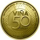 Logo Festival Viña del Mar 2009