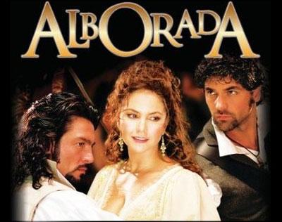 alborada telenovela blueprint