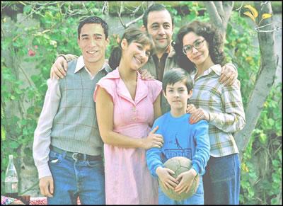 Premios Altazor Los 80 El Señor de la Querencia Tamara Acosta Daniel Muñoz