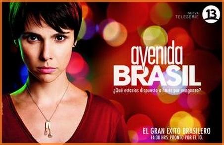 """... Avenida Brasil"""" será la sucesora de """"La Vida Sigue"""" en Canal 13"""