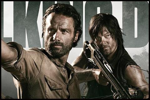 """Fenómeno """"The Walking Dead"""" asegura una quinta temporada"""