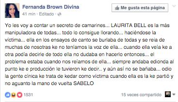 fernanda brown facebook