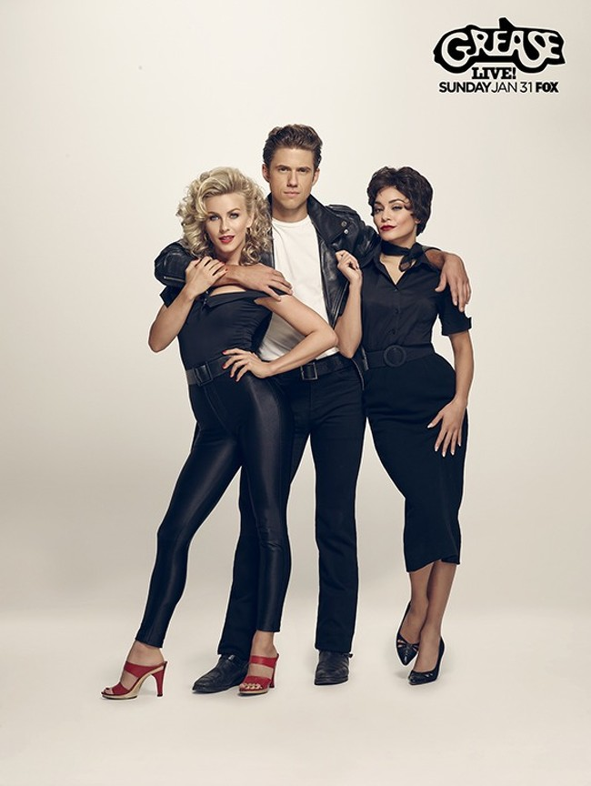 grease live 3