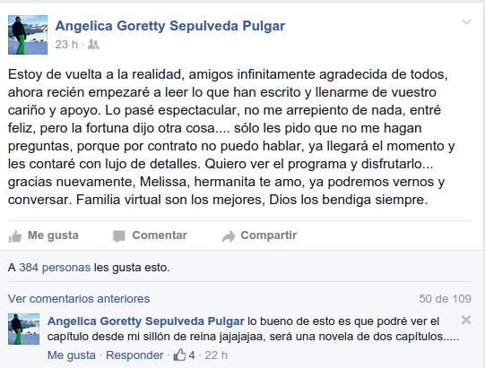 angelica facebook