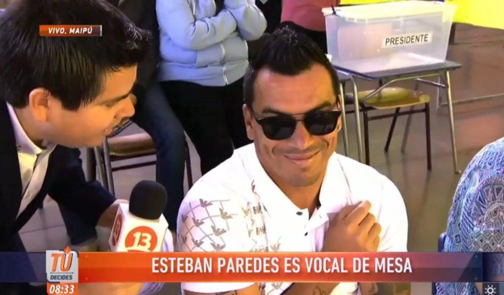 Los cinco momentos que marcaron la transmisi n televisiva for Esteban paredes fifa 18