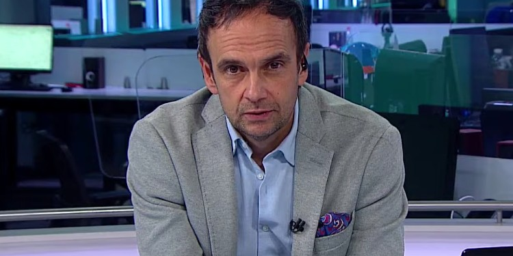 Rodrigo Sepúlveda se enojó ante las constantes faltas de respeto contra Pedro Carcuro.